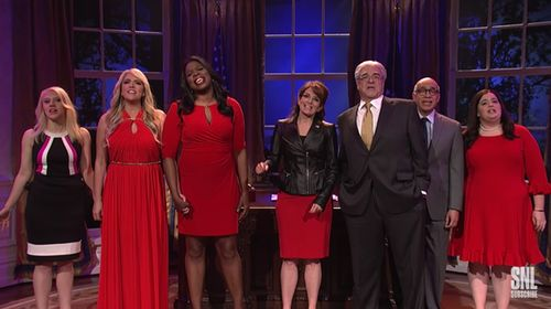 Tina Fey's Sarah Palin Song On 'SNL' Is The Only Thing You Need To See Today