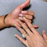 These Celebrity Nail Looks Are Proof That the French Manicure Is Back