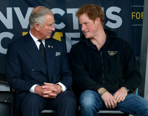 This Prince Harry & Charles Relationship Update Is Not Encouraging