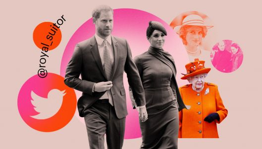As Royal Suitor, Here's Why I'm Dedicated To Defending Harry & Meghan