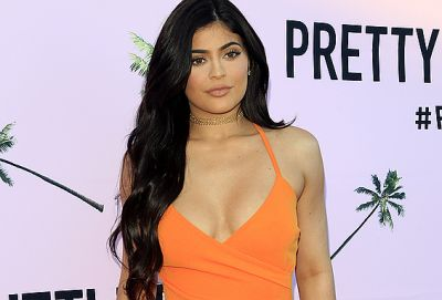Relax, Kylie's Arm Shadow Isn't Proof of a Boob Job