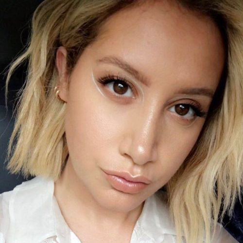 Ashley Tisdale's New Makeup Line Is a Cross Between Pro Makeup and Glossier