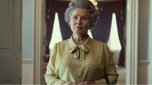 22 'Harry Potter' Tweets About Imelda Staunton's 'The Crown' Photo