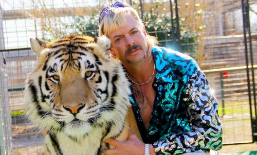 The 'Joe Exotic: Tiger King' Podcast Is Available To Stream Now, So Get To It