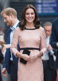 Looks Like Kate Middleton Just Switched Up Her Pregnancy Hair!