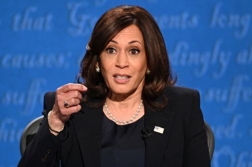 Kamala Harris' Pearl Necklaces Have An Important Meaning Behind Them