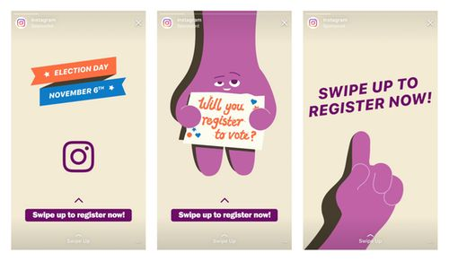 """Instagram's """"I Voted"""" Sticker Will Let You Brag About Your Civic Responsibility"""