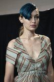 How to Rock the Emo Mermaid Bangs Seen On Gigi, Bella, and Kendall