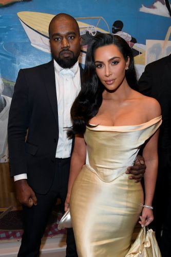 Kanye West Reportedly Unfollowed Kim Kardashian & Her Sisters On Twitter