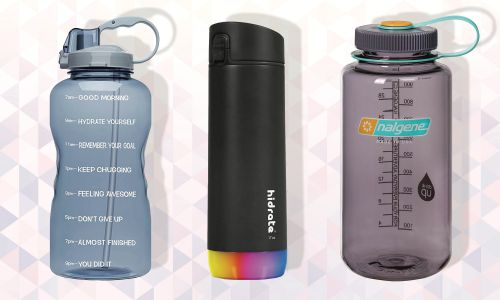 The 7 Best Water Bottles With Time Trackers