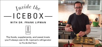 What's in Dr. Frank Lipman's Fridge?