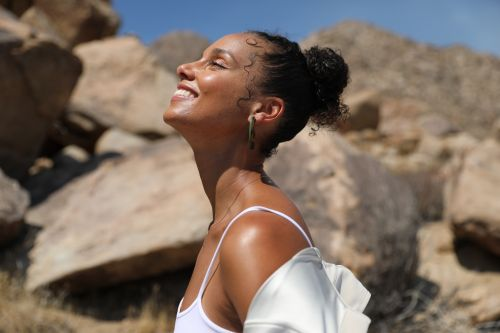 Alicia Keys Just Released the First Three Keys Soulcare Products