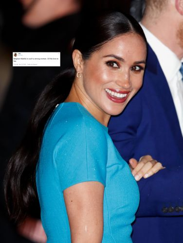 These Tweets About Meghan Markle's Essay Revealing Her Miscarriage Send Her Love