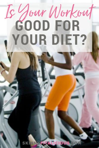 Is Your Workout Good For Your Diet?