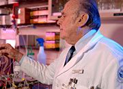 VA Research Scientist and Nobel Prize Winner, at 84, Still Looking for Cures