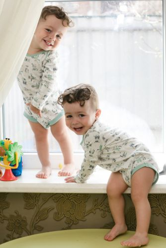 How Babyproofing A House is Different When You Have Twins