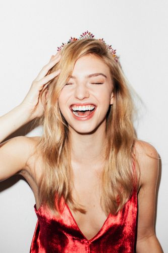 5 Pretty Hairstyles That Might Convince You to Wear a Tiara