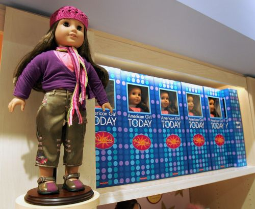 An American Girl Doll Movie Is Officially In The Works, So Start Screaming For Joy