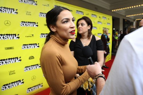 Alexandria Ocasio-Cortez's Tweet About Her 'TIME' Cover Is Inspirational AF