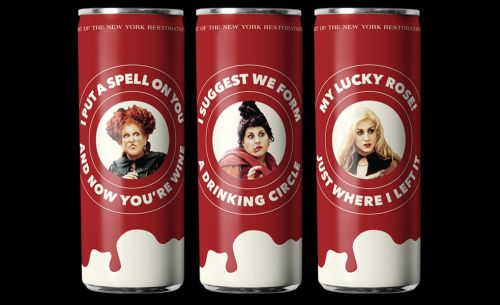 This 'Hocus Pocus' Canned Wine Is The Perfect Brew For Spooky Season