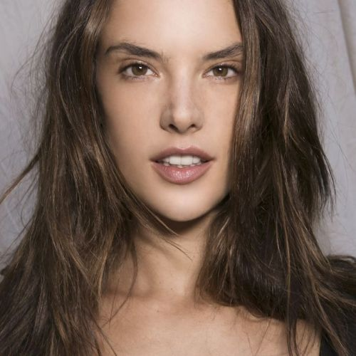 Alessandra Ambrosio Credits Her Long and Healthy Hair to This Habit