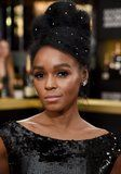 Only Janelle Monáe Could Wear Pearls in Her Hair and Get Away With It
