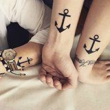 35 Anchor Tattoos That Will Remind You to Stay Grounded