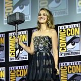 Could Natalie Portman's Blond Highlights Be Hinting at a Future Hair Color Change?