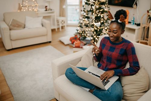 8 Virtual Christmas Party Ideas That Could Even Make The Family Scrooge Smile