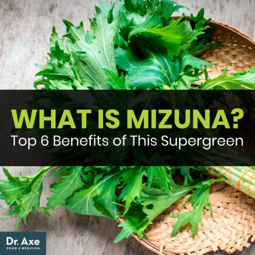 What Is Mizuna? Top 6 Benefits of This Supergreen