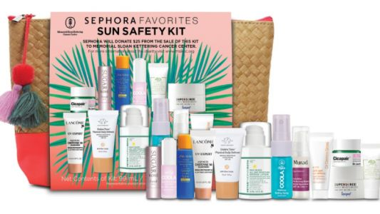 Literally All the SPF You Need is In This New Sephora Set