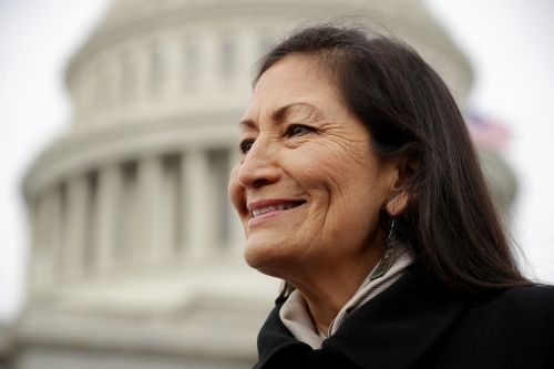 """Deb Haaland Condemned Crowds Apparently Mocking The Indigenous Peoples March As """"Heartbreaking"""""""