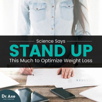Standing Study Uncovers the Simple Trick for Faster Weight Loss