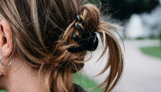 Yes, Claw Clips Can Damage Your Hair-But Not If You Do This