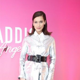 What I Learned After 30 Minutes with Bella Hadid