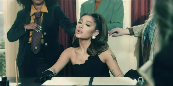 "Ariana Grande's Mom Was In Her ""Positions"" Video & You Missed It"