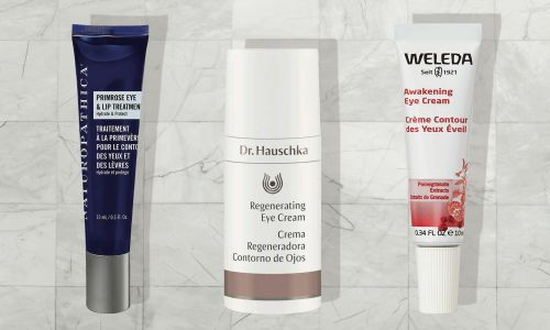 The 5 Best Organic Eye Creams