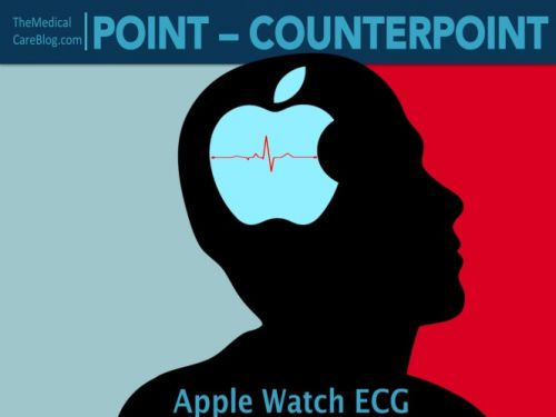 Point-Counterpoint: the Apple Watch's ECG function