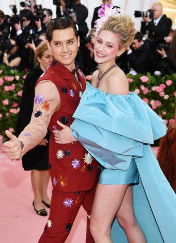 Cole Sprouse's 23rd Birthday Instagram For Lili Reinhart Confirms Their Relationship Is Probably Solid