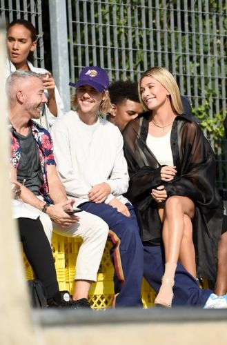 Why Justin Bieber & Hailey Baldwin Won't Wear Wedding Rings Yet, Even Though They're Legally Married