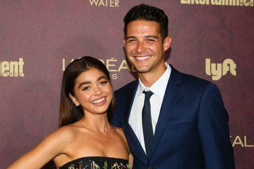 Wells Adams' Birthday Instagram For Sarah Hyland Included A Thirst Trap