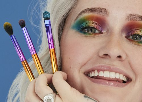 The e.l.f. Cosmetics x Jkissa Collection Is An Affordable Rainbow Dream