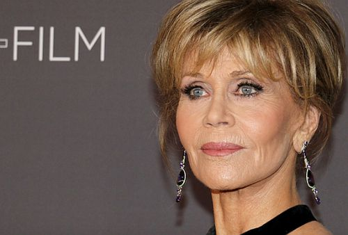 Jane Fonda Explains Her Recent Lip Procedure