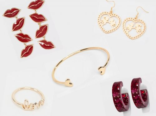 10 Valentine's Day Jewelry Gifts Under $25 That Cupid Would Approve Of