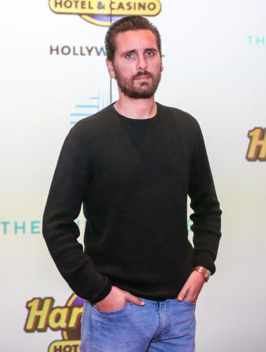The Photos From Scott Disick's 37th Birthday Party Will Warm Your Heart