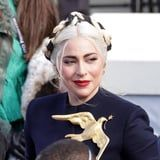 Lady Gaga's Braided Crown at the Inauguration Was Chic, but Wait Until You See the Back
