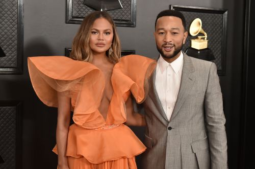 Chrissy Teigen & John Legend Named Their 3rd Baby Before Her Pregnancy Loss