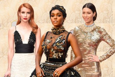 The Biggest Trend On The Oscars' Red Carpet? Empowerment