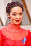 Ruth Negga Took This Eye Shadow Trend to the Next Level on the Oscars Red Carpet
