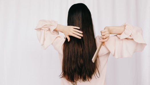 Hair Static Season Is Upon Us: Keep Strands Smooth With These 9 Quick Fixes
